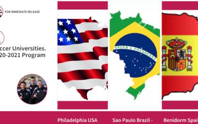 Soccer Universities 2020-2021 Program